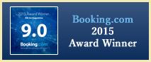 Booking.com: Awards Winner 2015