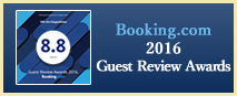 Booking.com: Guest Review Awards 2016