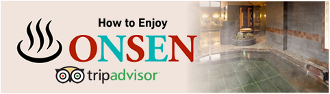 how to enjoy onsen
