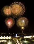 鹿児島 ホテル かごしま錦江湾サマーナイト大花火大会