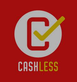 キャッシュレスでお支払いのお客様は5%還元